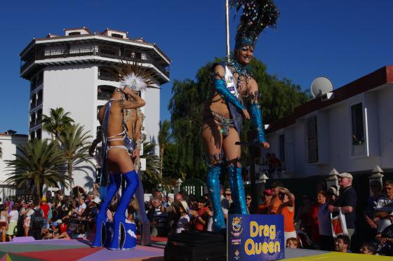 Drag Queen Maspalomas